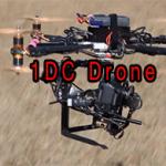 Canon 1DC Drone