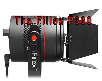 The Fiilex P360 LED Light