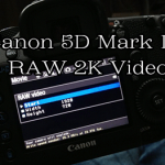 Canon EOS 5D Mark III – RAW Video!