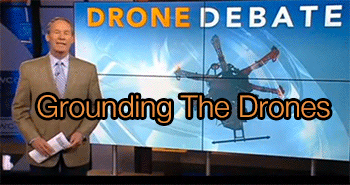 Grounding-the-drones