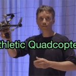 Athletic Power of Quadcopters
