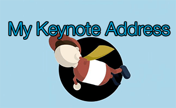my-keynote-address