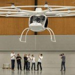Volocopter VC200 First Flight – This Drone For Me!