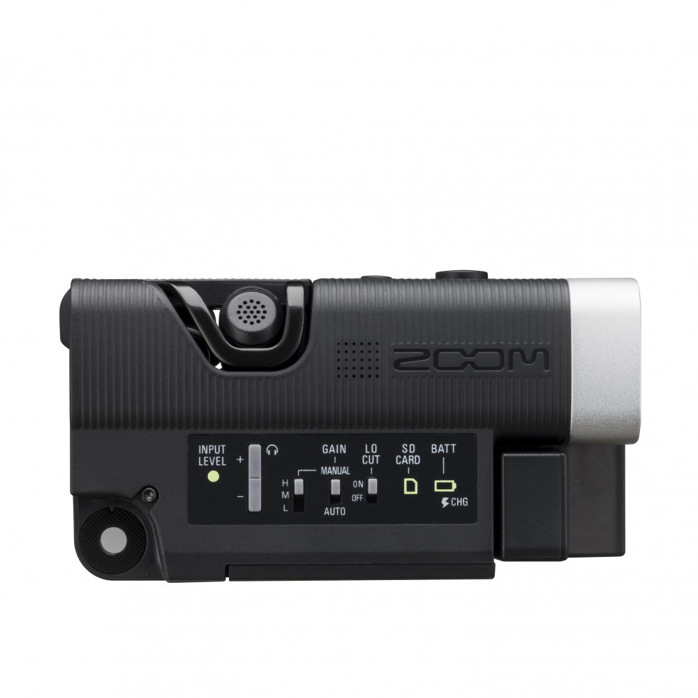 The Zoom Q4 Features Every Adjustment Necessary For Professional Quality Sound.