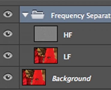 frequency-separation