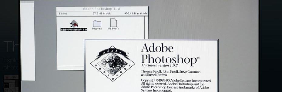 early-Photoshop